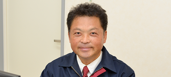 代表取締役 山田 忠彦