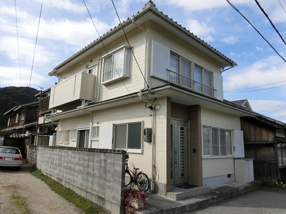 高島市S様邸 屋根外壁塗装工事